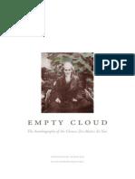 Empty Cloud the Autobiography of Xu Yun