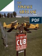 Vintage Airplane - Jul 1986