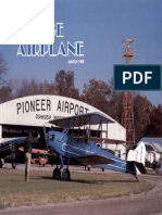Vintage Airplane - Mar 1986