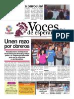 Voces de Esperanza 20 de Julio de 2014