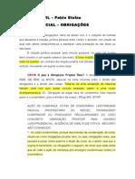 DIREITO CIVIL - OBRIGAÇÕES, Formas Especiais de Pagamento