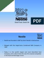 Nestle Distribution