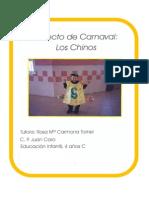 Los Chinos. Ceip Juan Caro Romero