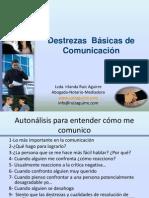 Destrezas básicas comunicacion