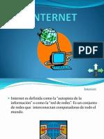 Internet y Servicios de Internet