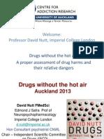 David Nutt Public Lecture Cfar Auckland2013