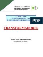 Teoría de Los Transformadores