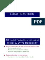 Load Reactors