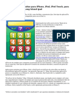 7 aplicaciones gratuitas para iPhone, iPad, iPod Touch, para descargar ahora - Long Island ipad