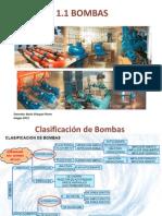 1.1 Bombas