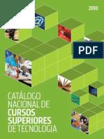 Catalogo Cursos Superiores 310510