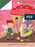 Trafalgar Square Publishing Spring 2010 Children's catalog