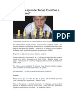 Deberc3adan Aprender Todos Los Nic3b1os a Jugar Ajedrez