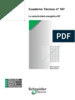 CT-167 La Selectividad Energetica en BT