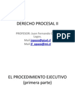 PPT_PROCESAL_II_UBO7 Parte general, titulo ejecutivo y procedimiento.pptx