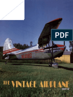 Vintage Airplane - Aug 1987