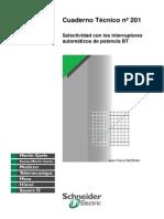 CT-201 Selectividad en Los Interruptores Automaticos de Potencia