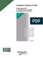 CT-204-V2 Proteccion BT y Variadores de Velocidad