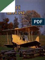 Vintage Airplane - May 1987