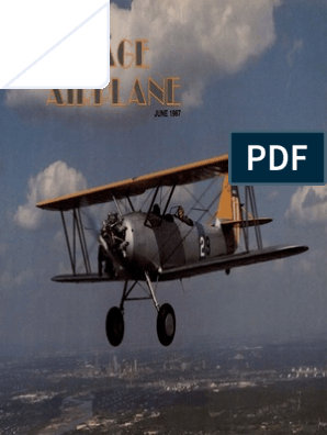 Vintage Airplane - Jun 1987 | Experimental Aircraft