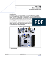 stm32f401re user manual
