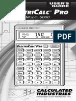 Electric Calc Pro