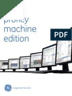 Proficy Machine Edition