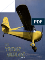 Vintage Airplane - Apr 1987