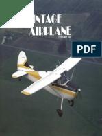 Vintage Airplane - Feb 1987