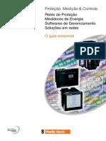 SCHNEIDER - Proteção, Medição e Controle.pdf