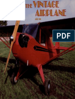 Vintage Airplane - Jun 1988