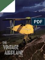 Vintage Airplane - Mar 1988