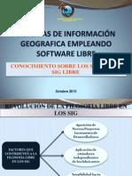 Alternativas Software Libre