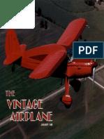 Vintage Airplane - Jan 1988