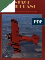 Vintage Airplane - Dec 1989