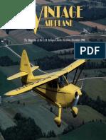 Vintage Airplane - Dec 1990