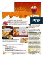Alison's Pantry Newsletter #9 2014
