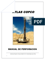 Manual de Perforación Atlas Copco
