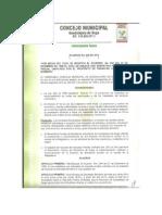 Acuerdo 018 Agosto 8 de 2012 Por El Cual Se Modifica El Acuer 044 de 1999- Para Financiar La Actividad Bomberil