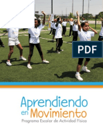 Instructivo Aprendiendo en Movimiento