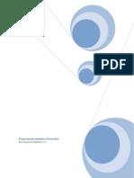 Informe Programacion Dinámica Estocastica