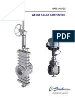 Wedge and Slab Gate Valves