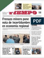 976 Semanario Tiempo - 18 de Julio