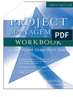 Project Management Workbook