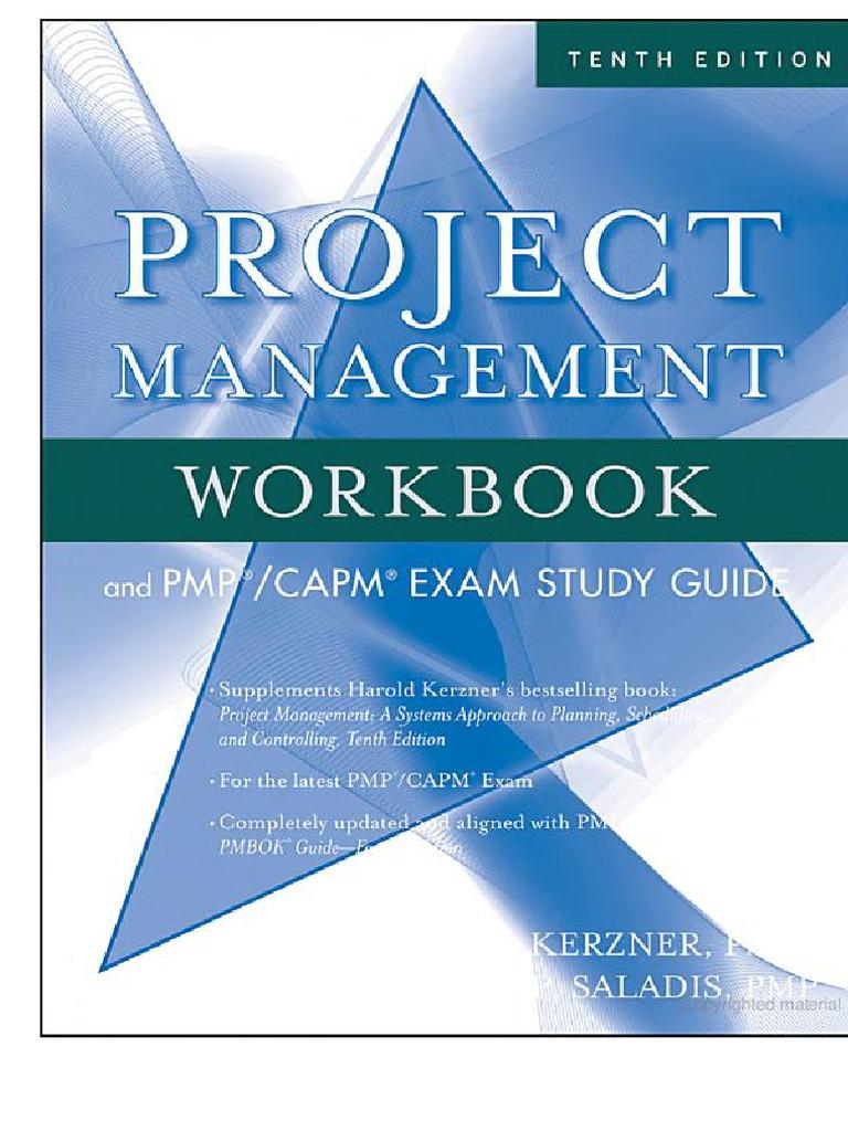 Project Management Workbook | Kindle Fire | Project Management