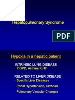 Hepatopulmonary Syndrome (2014)