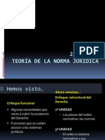 2a UNIDAD. LA NORMA JURIDICA.ppt