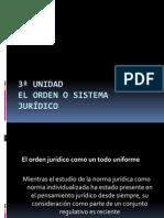 3a UNIDAD. EL ORDEN JURIDICO.ppt