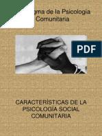 Paradigma de La Psicologia Comunitaria