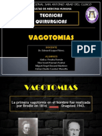 VAGOTOMIAS